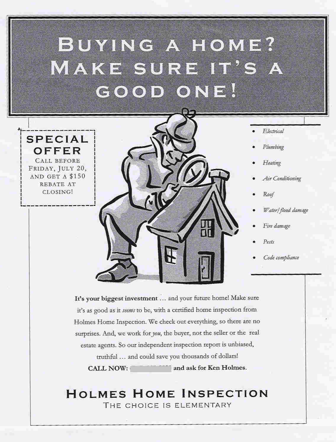 Flyer writing samples - Tips for a successful apartment investment ...